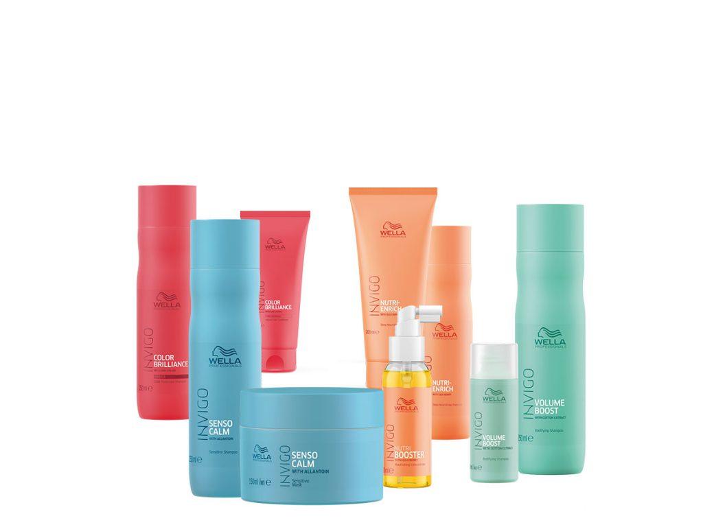 Wella Produkte bei Ihrem Friseur